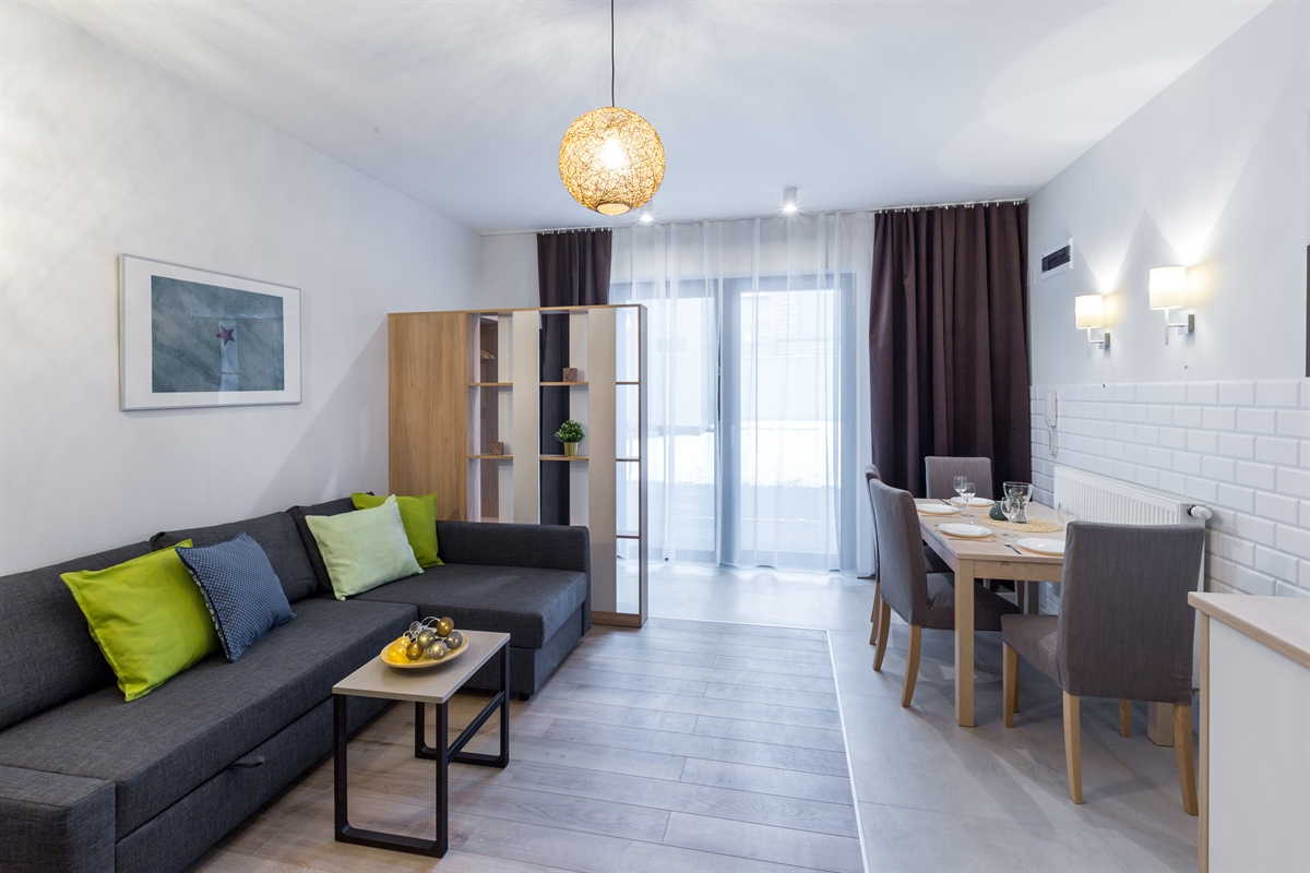 A33A Old Town Apartment